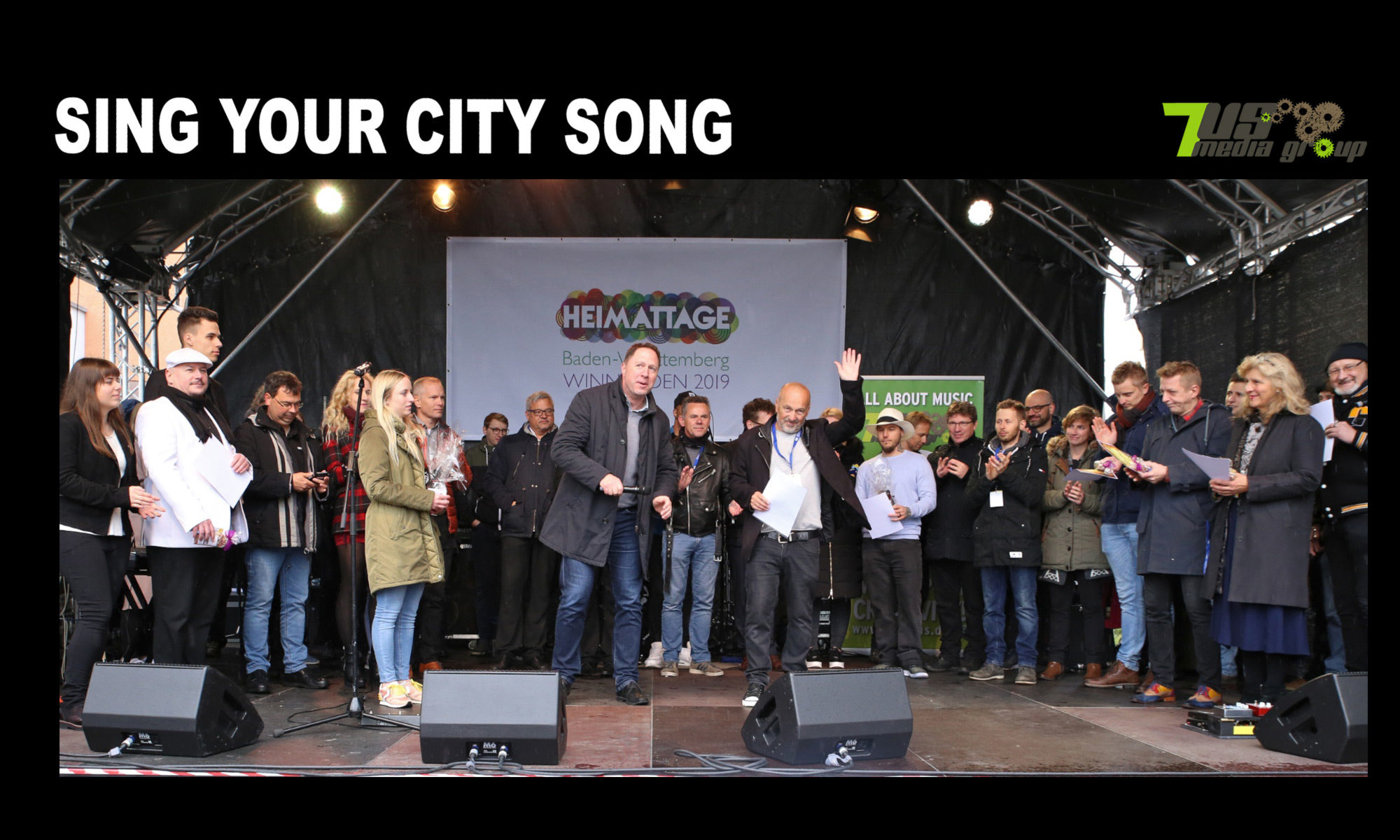 Sing Your City Song
